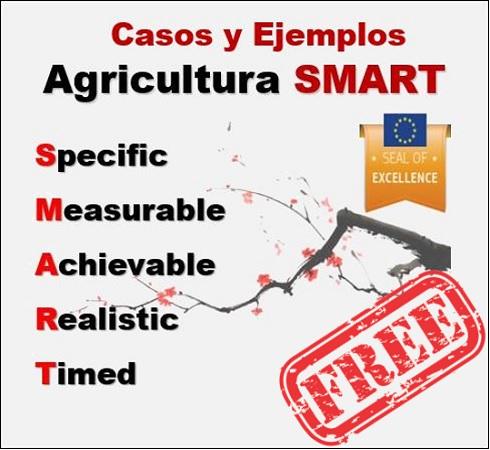 CASOS Y EJEMPLOS AGRICULTURA SMART